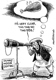 daily newspaper cartoon pakistan