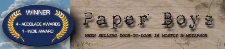 Paper Boys the Movie