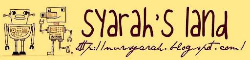 syarah's land