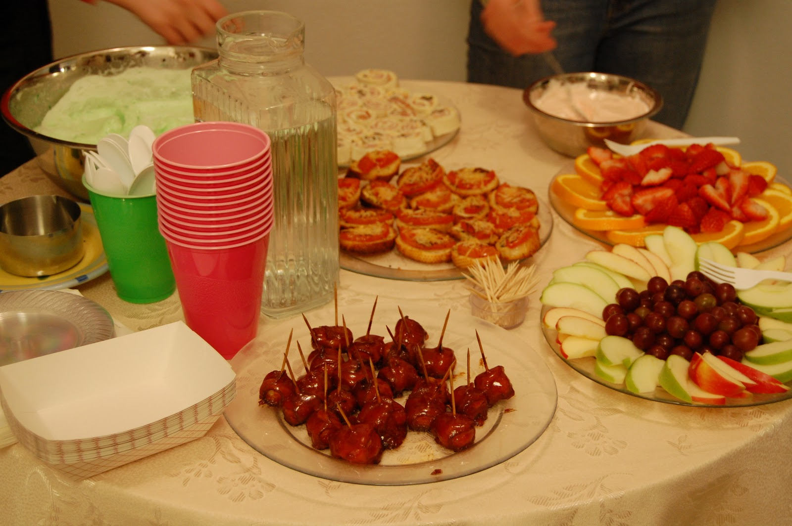 Simply spiced recipes scentsy party appetizers