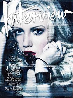 Blake Lively Interviews on Blake Lively Interview Mag Jpg