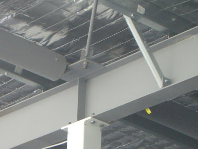 construction and structures: Pictures for Tilt up and Portal Frame Roof