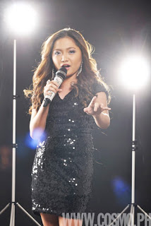 Charice Wins  Fearless Female Award