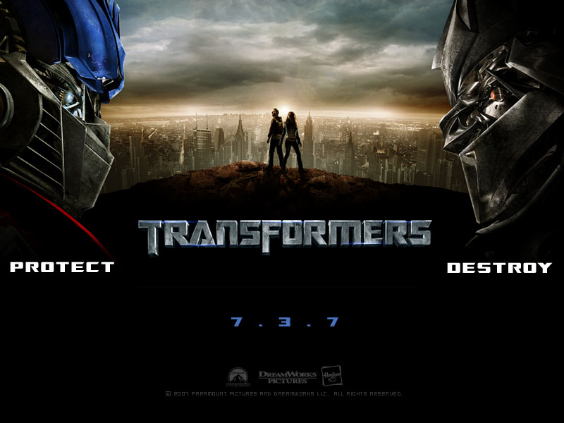 transformers+3+movie+wallpapers Transformer 3 The Movie Wallpaper