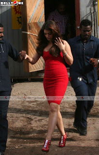 Red Hot Aishwarya Rai