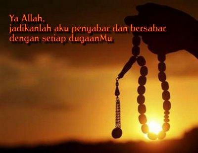 10 Nasihat Ibnu Qoyyim, Bersabar Agar Tidak Terjerumus Dalam Maksiat