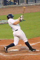 Matt Sweeney belted his sixth home run of the season on the ninth inning of Saturday's game to give the Stone Crabs some insurance.