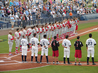 6,325 fans packed Charlotte Sports Park to witness the Stone Crabs Opening Day 2010.  For more photos from the game, click on the photo.