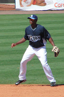 Charlotte shortstop Tim Beckham returns to action on Thursday night.