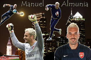 Manuel Almunia Wallpaper