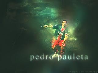 Wallpaper Pedro Pauleta