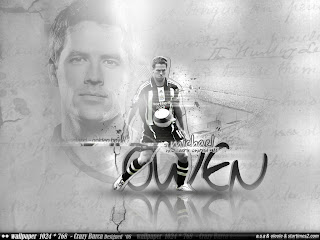Wallpaper Michael Owen