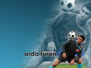 Wallpaper Arda Turan