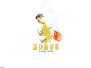 Wallpaper Artur Boruc