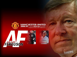 Alex Ferguson Wallpaper