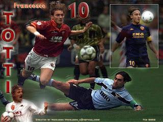 Wallpaper Francesco Totti