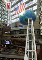 CNN Headquarters Atrium
