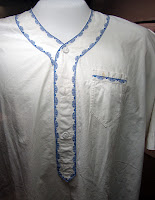 Shirt made for and worn by Tuvia