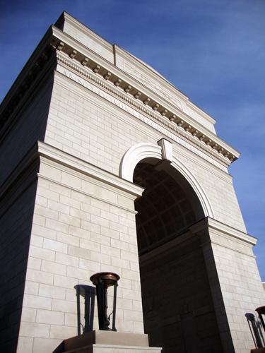 Image result for millennium arch atlanta