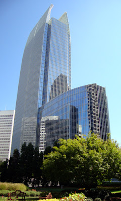 1180 Peachtree, also called Symphony Tower