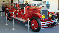 1927 La France fire engine