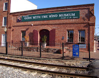 Marietta Gone With the Wind Museum, Scarlett on the Square