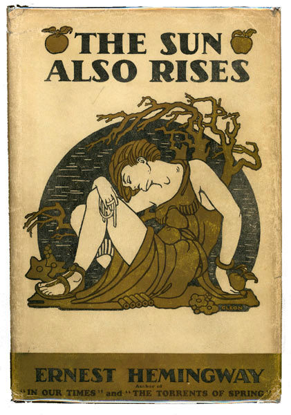 """an analysis of the ending of the novel the sun also rises by ernest hemingway A farewell to arms by ernest hemingway """"and the novel's ending but my husband and i recently re-read the sun also rises with our teenagers."""