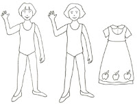 Image Result For Pajama Day Coloring