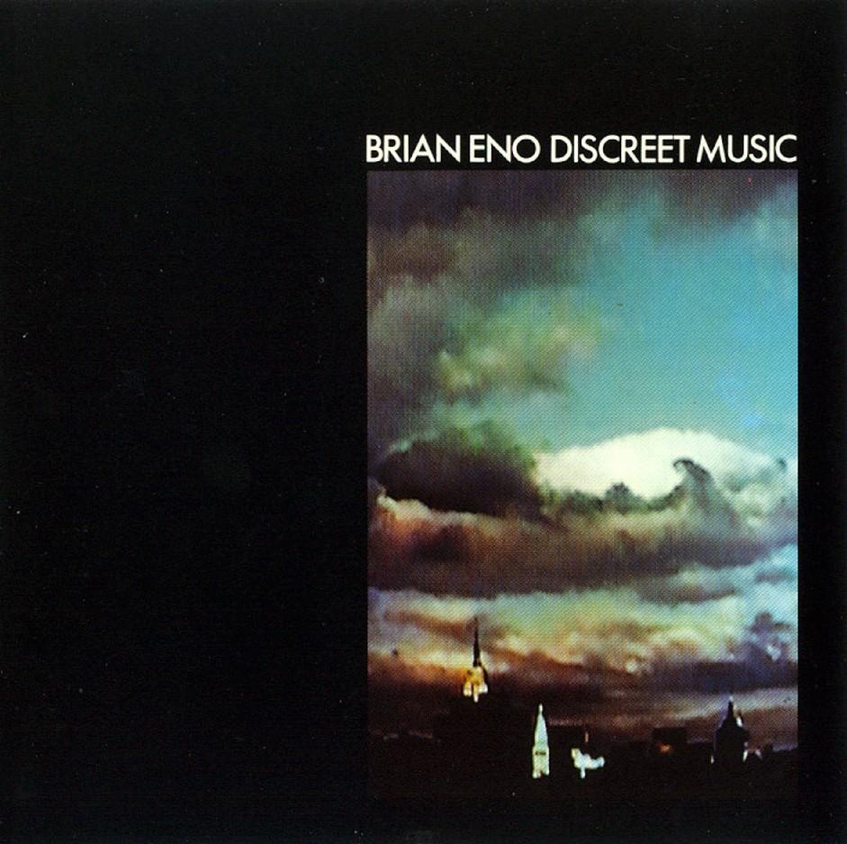 A rodar XXIX - Página 20 Brian+Eno+-+Discreet+Music+-+Front