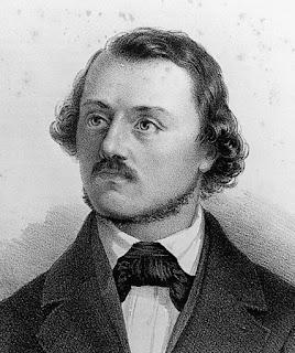 Berthold Auerbach, ca 1850