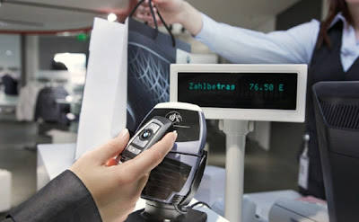 Con la tecnología NFC se podrán realizar en breve pagos seguros con el smartphone