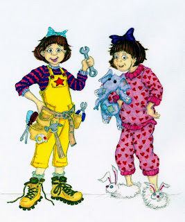 Junie B_ Jones Costume http://firststagechildrenstheater.blogspot.com/2009_05_01_archive.html