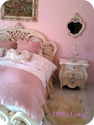 100 love camera da letto - Centrini per camera da letto ...