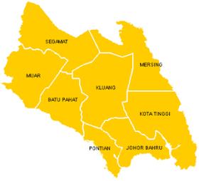 Daerah Dijohor