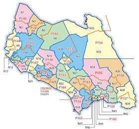 Parlimen dan Dun Johor