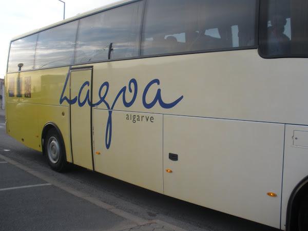 O nosso autocarro