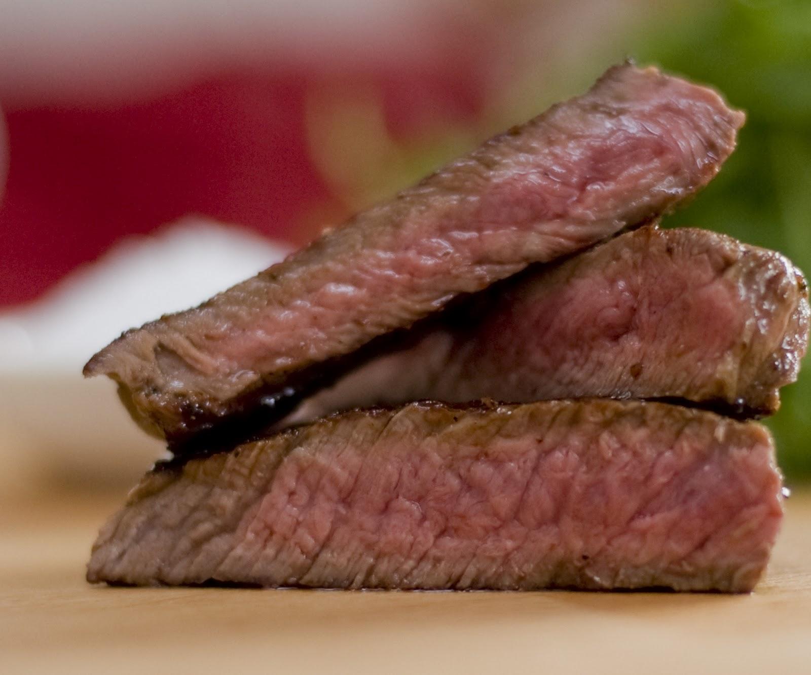 Как сделать говядину средней прожарки