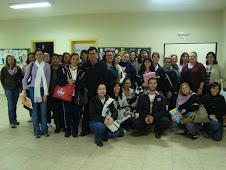Equipe Escola E.M. Ary de Oliveira Seabra.