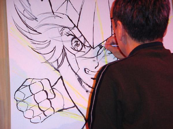 [Anime] Les divers styles de dessin Araki_02