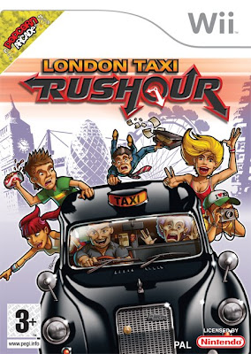 London Taxi Rushhour