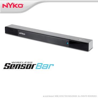 Sensor de Movimiento Inalámbrico para Wii