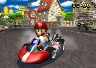 Trampas en Mario Kart Wii