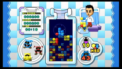 WiiWare : Dr. Mario Online Rx