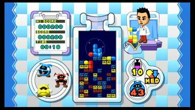WiiWare : Dr. Mario Online Rx