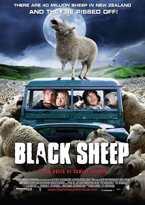 Ovejas Asesinas (Black Sheep)