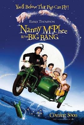 La niñera mágica y el Bing Bang