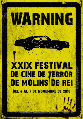 XXIX Festival de Cine de Terror de Molins de Rei