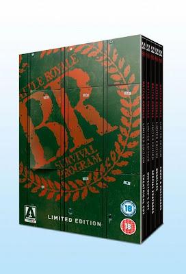 Battle Royale - Edición Limitada DVD