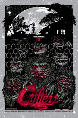 Critters - Póster Coleccionista