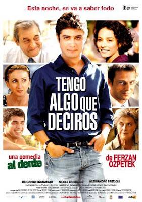 Tengo algo que deciros (2010) Español Online